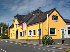 Jägerkrug Herford Fassade